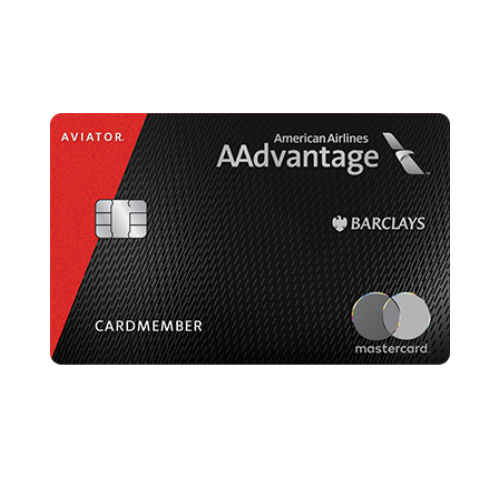 Barclays AAdvantage Aviator Red World Elite Mastercard Review