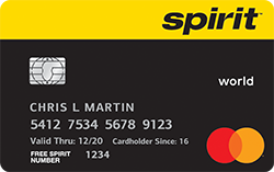 Spirit-Airlines-World-MasterCard