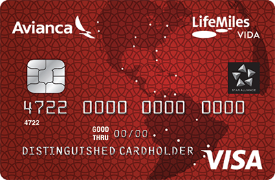 Avianca-Vida-Visa-Card