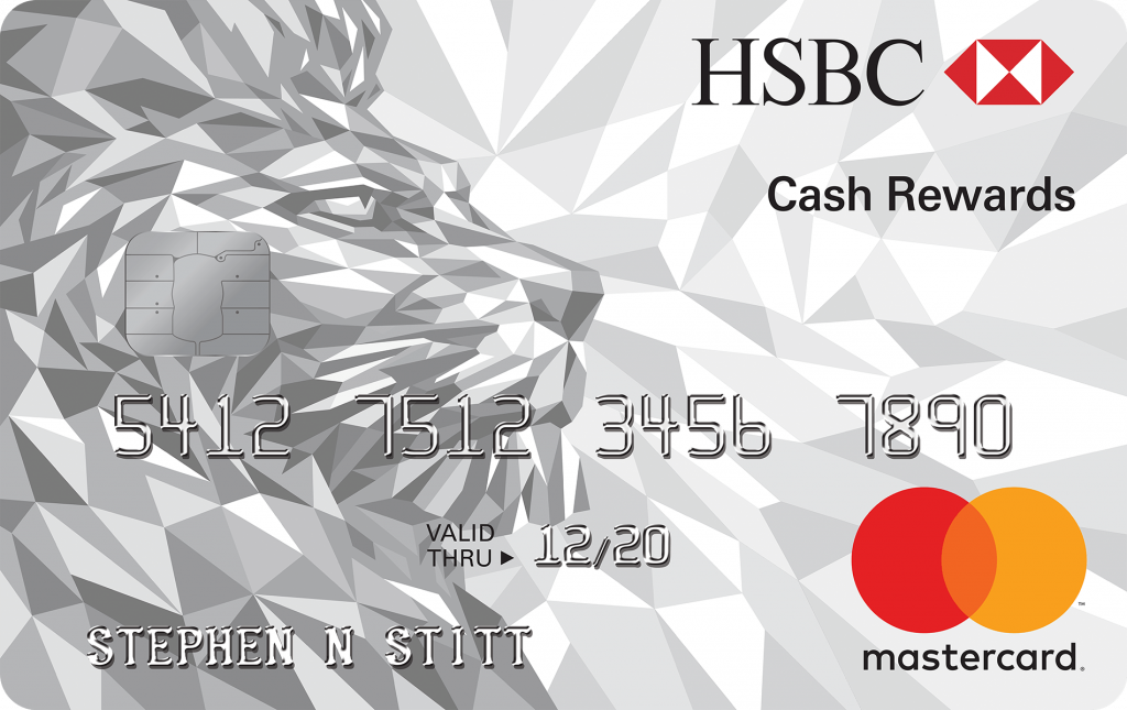 HSBC-Cash-Rewards-Mastercard