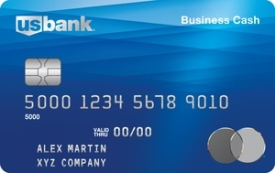 U.S. Bank Business Cash Rewards World Elite