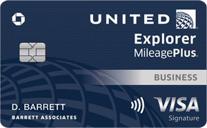 United-MileagePlus-Explorer-Business-Card